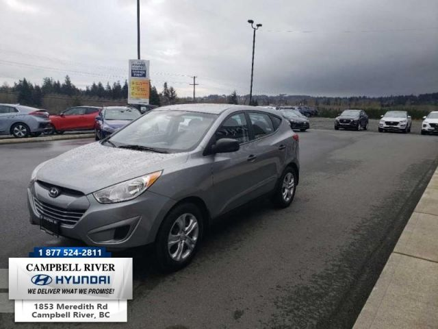 2012 Hyundai Tucson L  -  - Air - Power Windows