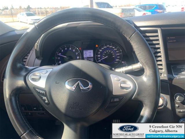 2012 INFINITI FX35 Base  | LEATHER| MOONROOF| ONE OWNER|