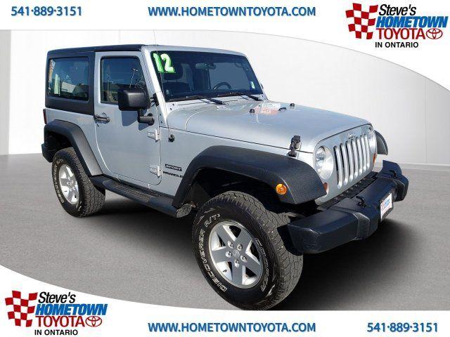 Jeep Wrangler For Sale Ontario >> 2012 Jeep Wrangler For Sale In Ontario Hometown Toyota Vin