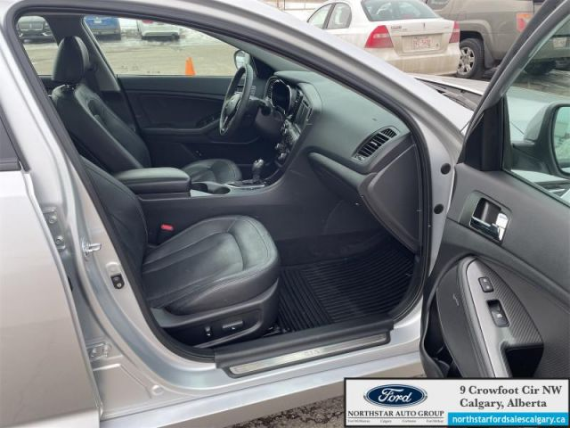 2012 Kia Optima EX+   LUXUARY  LEATHER  NAV  SUNROOF  EX  - $128 B/W