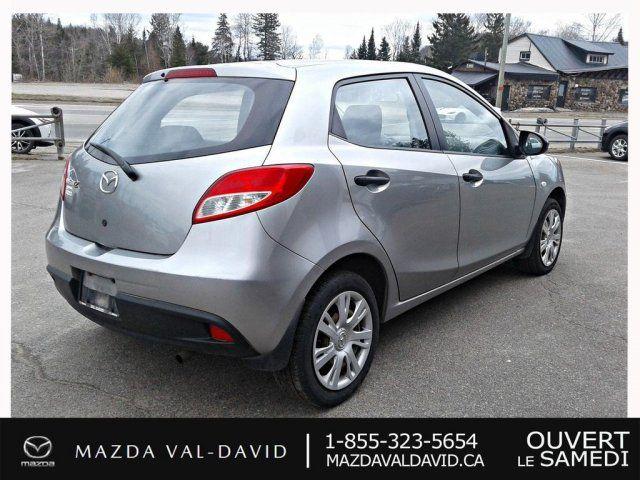 2012 Mazda Mazda2 GX