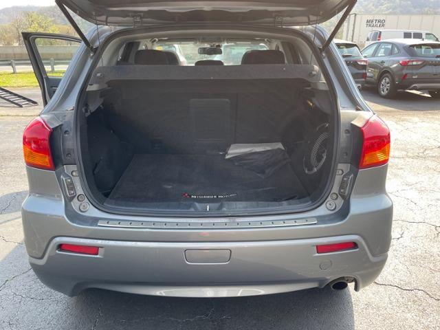 2012 Mitsubishi Outlander Sport 2WD 4dr CVT SE