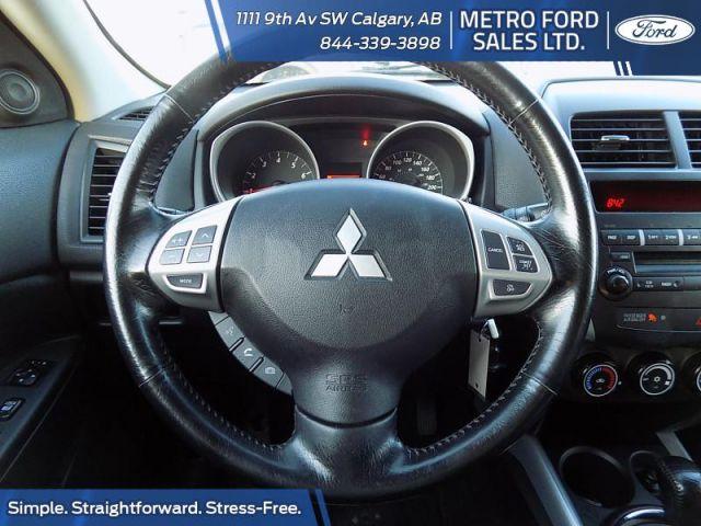 2012 Mitsubishi RVR SE 4WD CVT