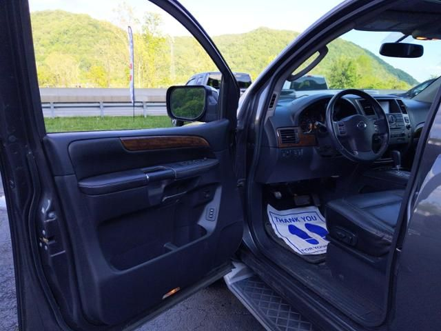 2012 Nissan Armada 4WD 4dr Platinum