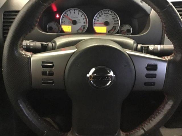 2012 Nissan Frontier PRO-4X