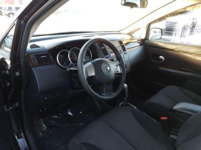 2012 Nissan Versa 1.8 SL