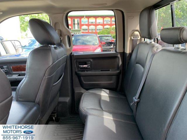 2012 Ram 1500 Laramie  - Navigation -  Leather Seats - $209 B/W