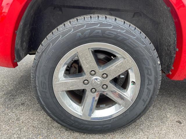 2012 Ram 1500 4WD Reg Cab 120.5 Express