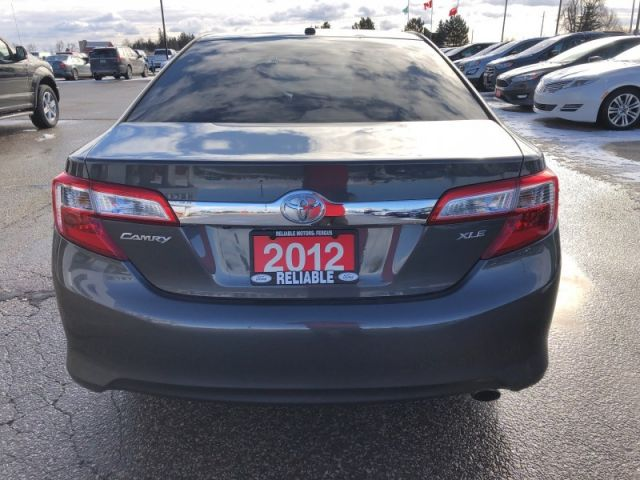 2012 Toyota Camry XLE  - Leather Seats -  Fog Lamps - $128.71 B/W