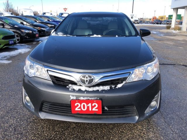 2012 Toyota Camry XLE  - Leather Seats -  Fog Lamps - $124.93 B/W