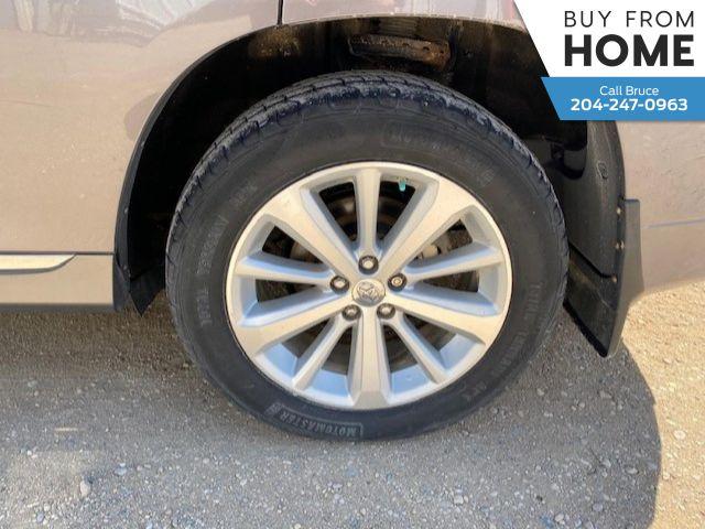2012 Toyota Highlander 4WD 4dr