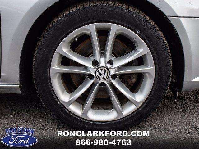 2012 Volkswagen Passat CC Sportline