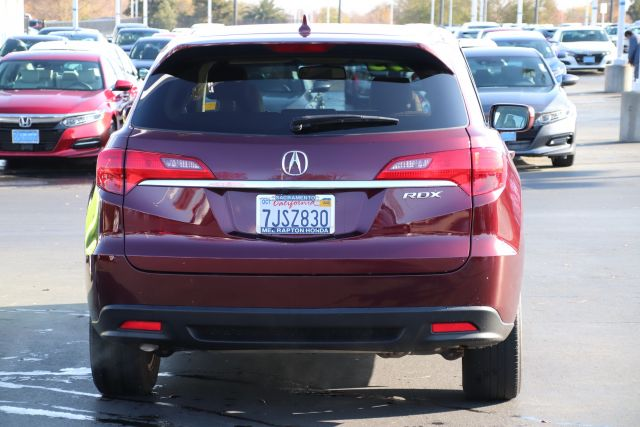 2013 Acura RDX Sport Utility Technology Package