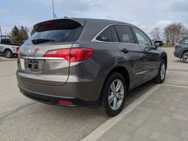 2013 Acura RDX TECH PKG  - Navigation -  Sunroof
