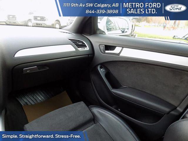 2013 Audi A4 2.0T Prem 6sp man qtro Sdn