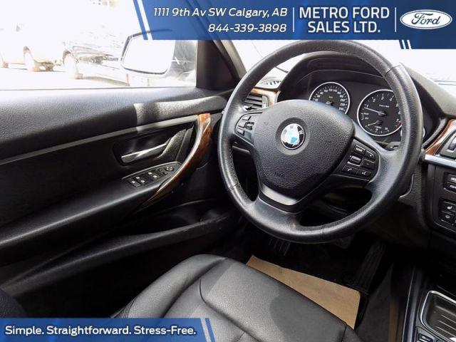 2013 BMW 3 Series xDrive Sedan Classic Line EOP