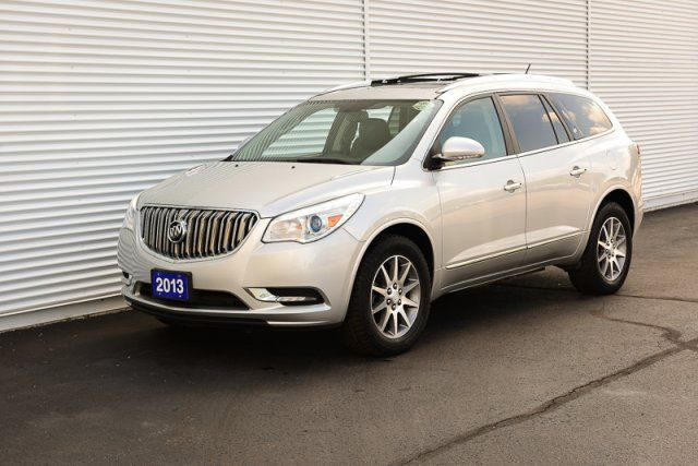 2013 Buick Enclave NO ACCIDENTS / LEATHER / MOON ROOF