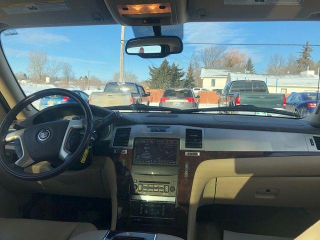 2013 Cadillac Escalade EXT AWD 4dr