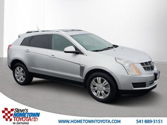 2013 Cadillac Srx For Sale In Ontario Hometown Toyota Vin