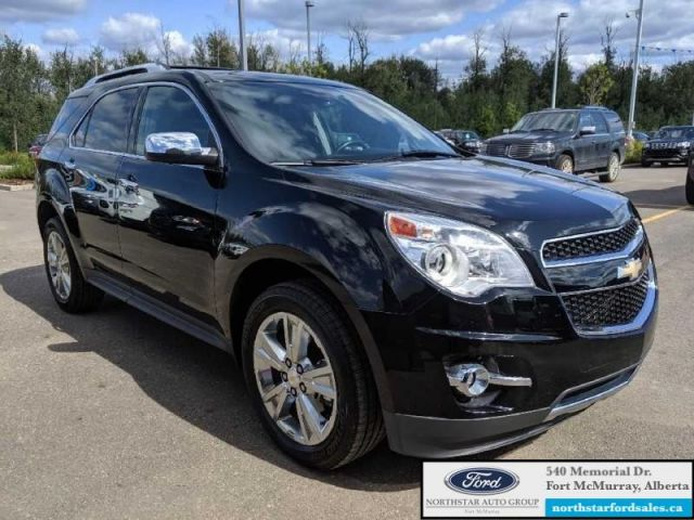 2013 Chevrolet Equinox LTZ  |3.6L|Rem Start|Nav|Monroof