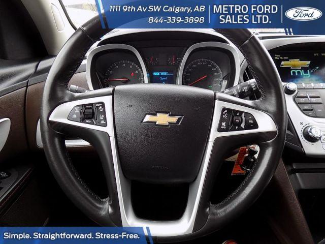 2013 Chevrolet Equinox LTZ AWD 1SD