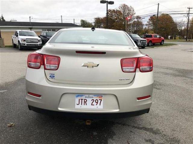 2013 Chevrolet Malibu LS
