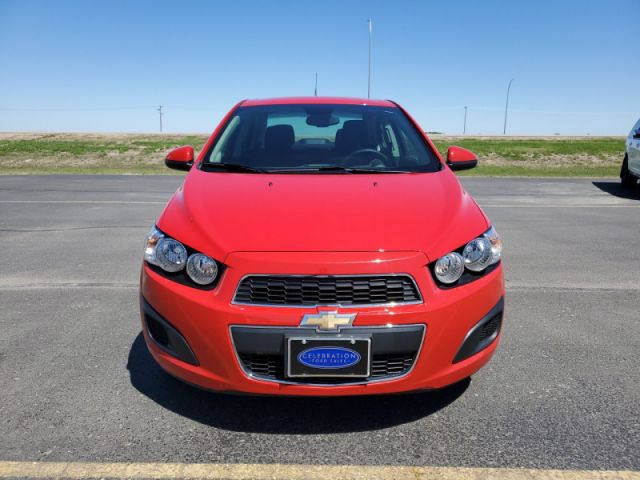 2013 Chevrolet Sonic LT  Great on Gas