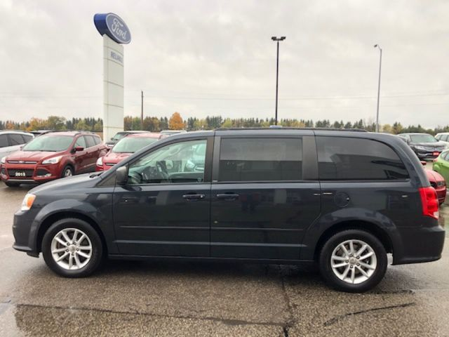 2013 Dodge Grand Caravan SXT  -  Power Windows  - $128 B/W