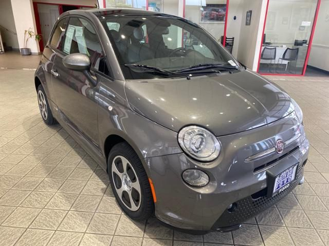 2013 FIAT 500e BATTERY ELECTRIC 2dr HB