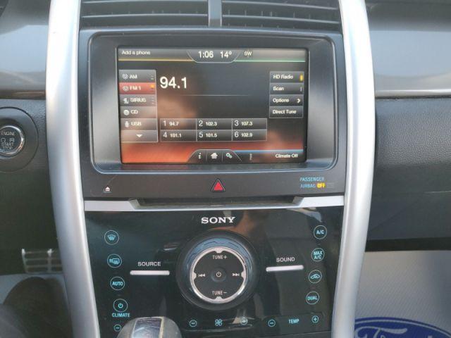 2013 Ford Edge Sport  AWD  AWD  AWD