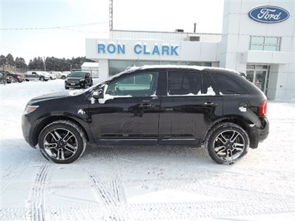 2013 Ford Edge SEL, Local, Nav, Leather