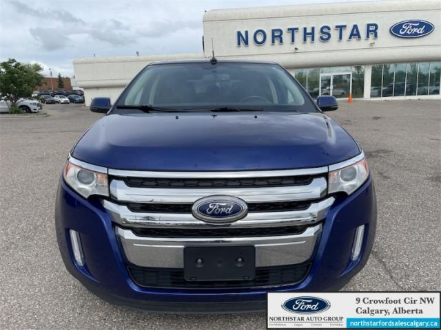 2013 Ford Edge Limited  |LEATHER| MOONROOF| NAV| AWD|