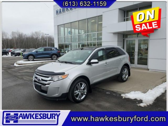 2013 Ford Edge TOIT, NAV, TOW PKG.  - Leather Seats