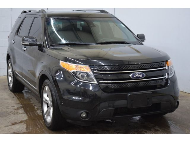 2013 Ford Explorer LIMITED- BLUETOOTH * NAV * LEATHER