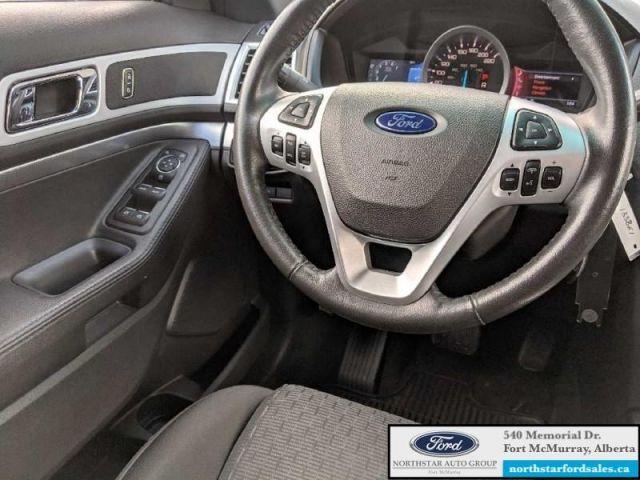 2013 Ford Explorer XLT  |3.5L|Rem Start|Nav|Trailer Tow Pkg Class III