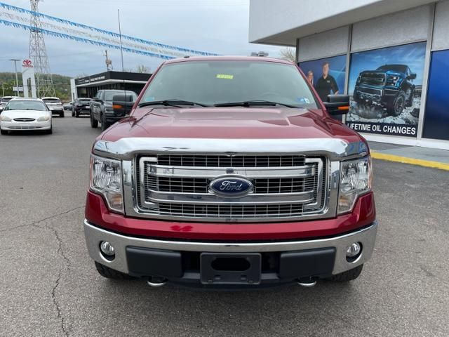 2013 Ford F-150 4WD SuperCrew 157 XLT