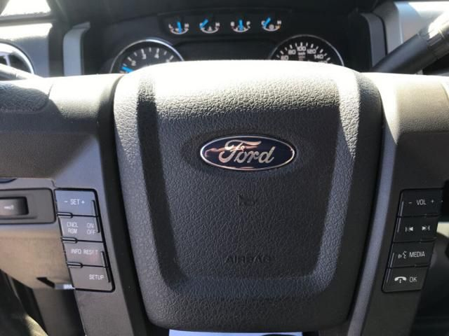 2013 Ford F-150 XLT-ONE OWNER-LOCAL-TRADE-IN-171 B/W