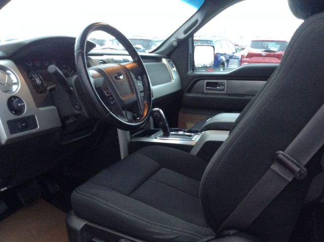 2013 Ford F-150 4 Door Pickup