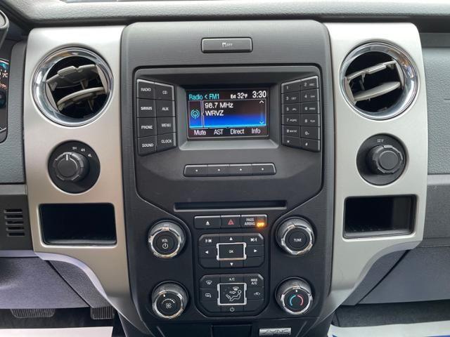 2013 Ford F-150 4WD SuperCrew 157 XLT
