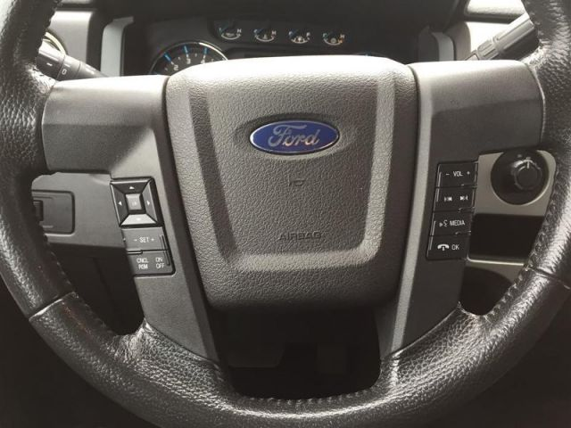 2013 Ford F-150 XLT  - Trade-in - Aluminum Wheels - $255 B/W