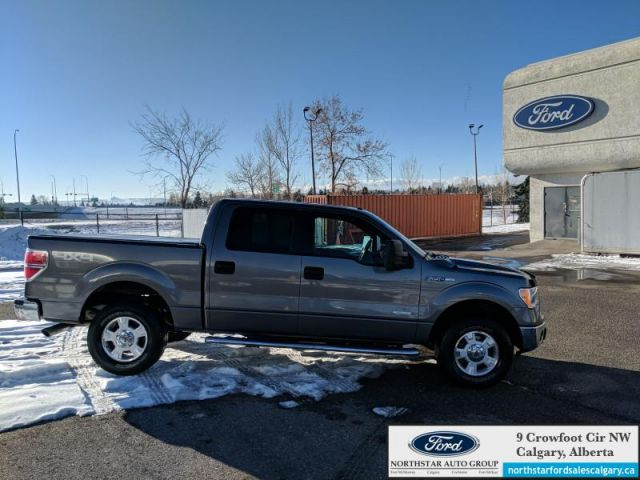 2013 Ford F-150 XLT   XLT  3.5 ECOBOOST  MAX TOW  REMOTE STARTER  - $274 B/W