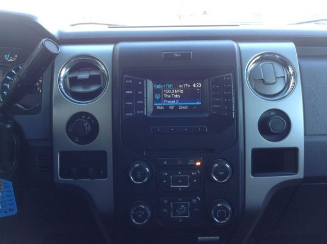 2013 Ford F-150 4 Door Pickup