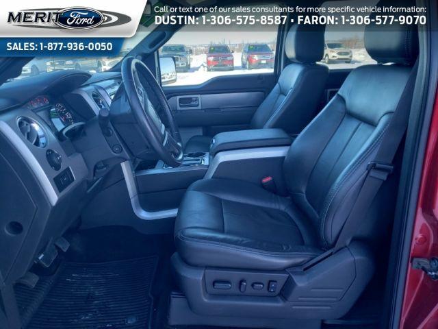 2013 Ford F-150 FX4 LUXURY