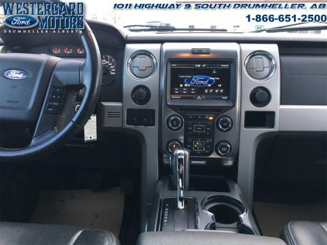 2013 Ford F-150 FX4 CREW