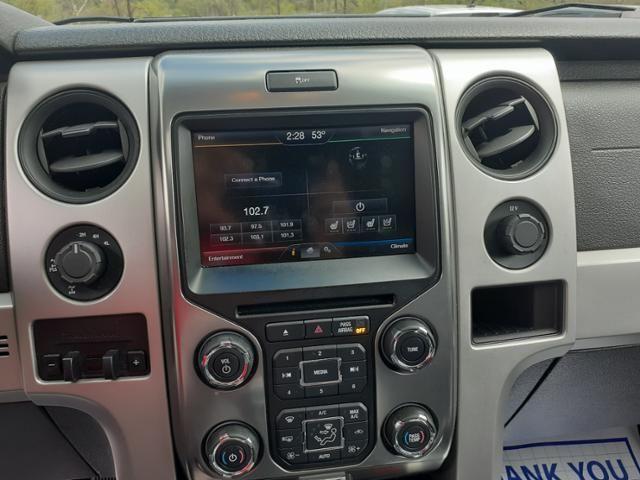 2013 Ford F-150 4WD SuperCrew 145 SVT Raptor