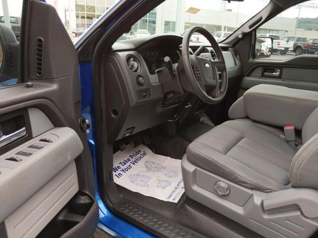 2013 Ford F-150 4WD SuperCab 145 STX