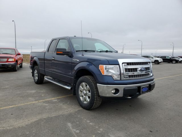2013 Ford F-150 XLT  Local Trade