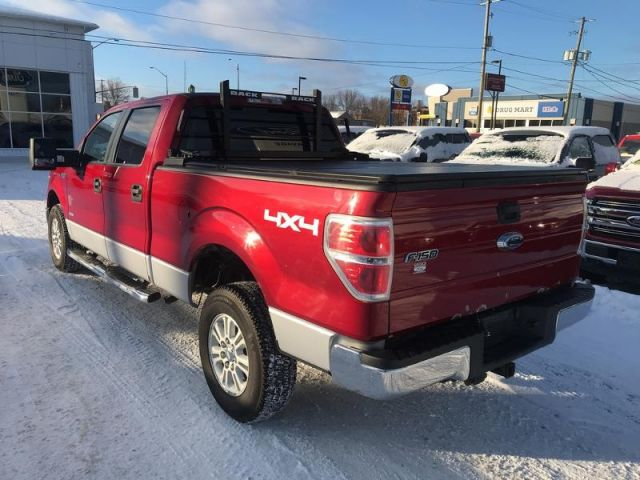 2013 Ford F-150 XLT-MAX TOW PKG/ HEAVY DUTY PAYLOAD PKG/ TOW MIR