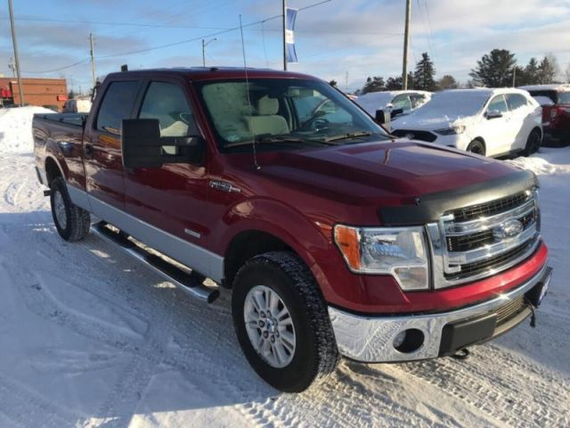 2013 Ford F-150 XLT-MAX TOW PKG-HEAVY-DUTY PAYLOAD PKG-TOWI