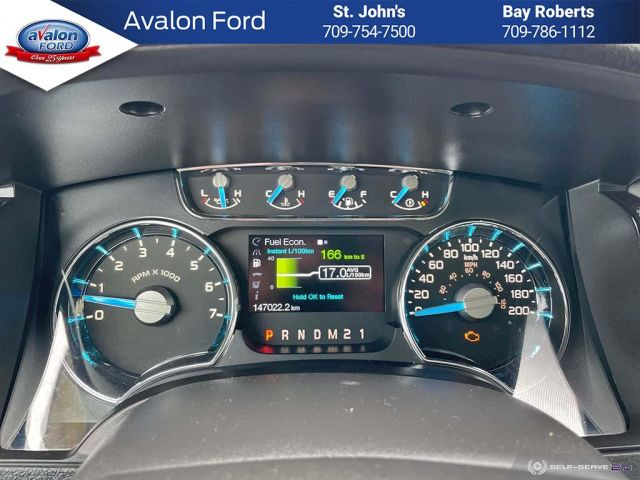 2013 Ford F150 FX4 Supercrew 4WD